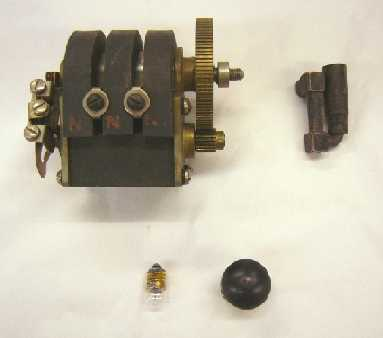 BD-71 Generator, Crank, Light Caps